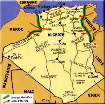Carte Algerie Reggane.1954 1962 L Artillerie Pendant La Guerre D Algerie